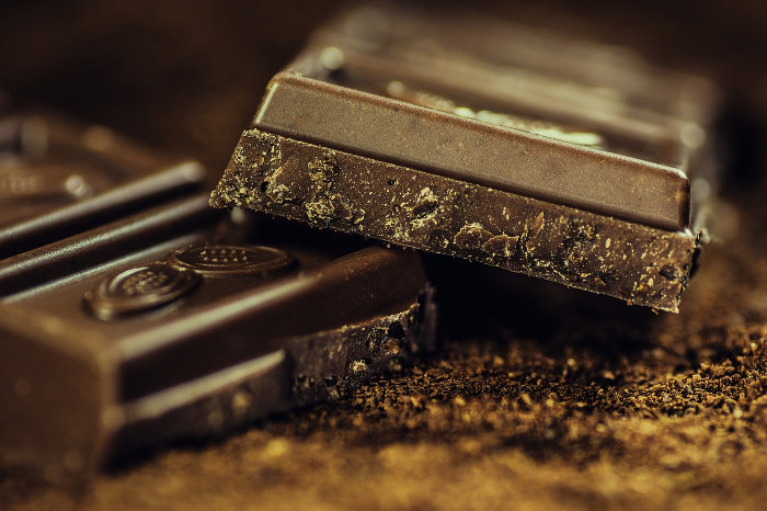 chocolate en barra